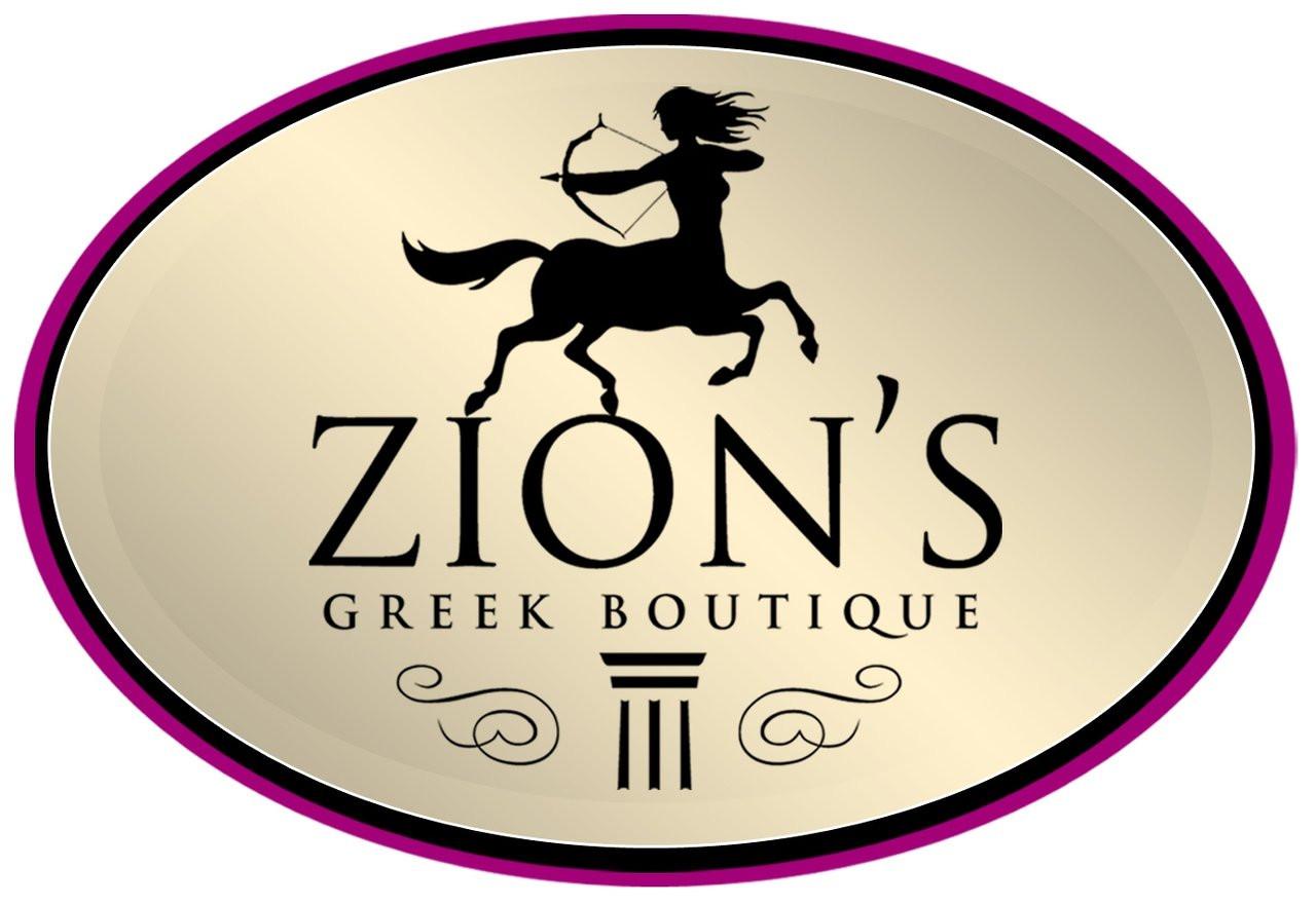 Zion's Greek Apparel Boutique