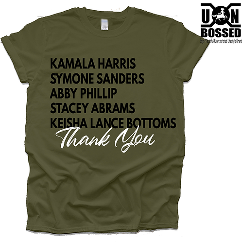 POWERFUL WOMEN SHIRT