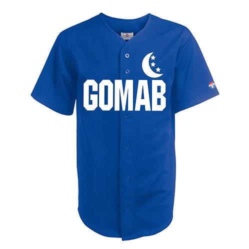 GOMAB BASEBALL JERSEY