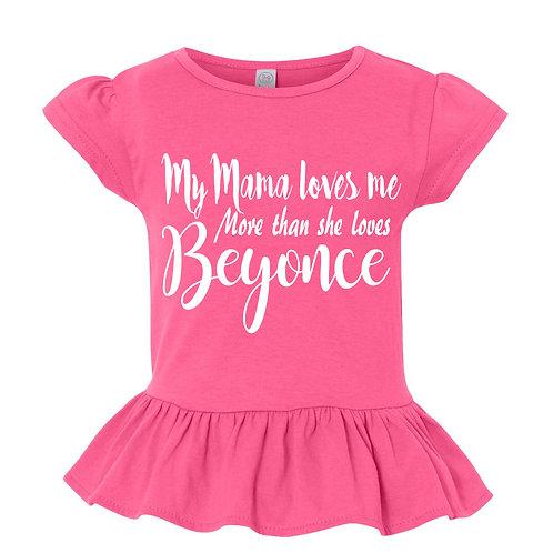 Mama Loves Beyonce