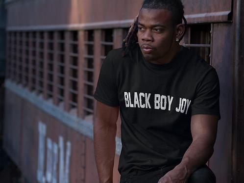 BLACK BOY JOY T-SHIRT