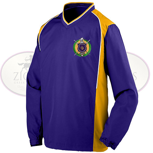 FRATERNITY  CREST PULLOVER