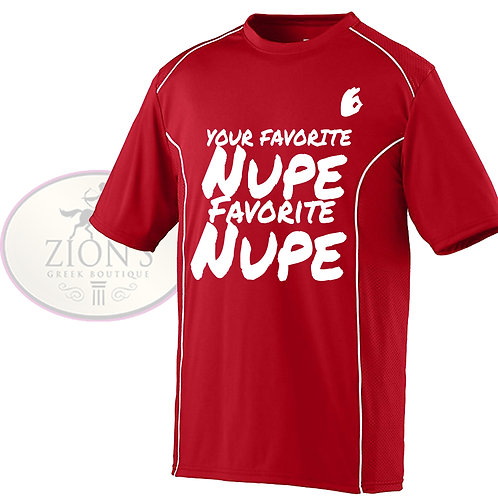 YOUR FAVORITE NUPE SHIRT
