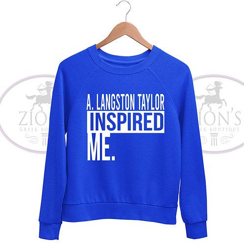TAYLOR INSPIRATION SWEATSHIRT