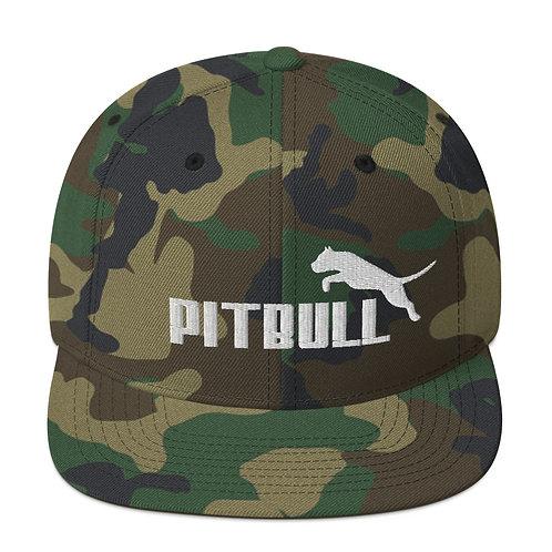 """Pitbull"" Embroidered Cap"