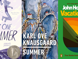 12 Great Books to Keep You Pining for Summer Vacation
