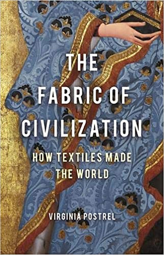 Pre-Order! Signed copies of The Fabric of Civilization by Virginia Postrel