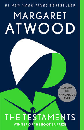 Margaret Atwood's THE TESTAMENTS w/ Event Link (Limited Signed Copies Available)