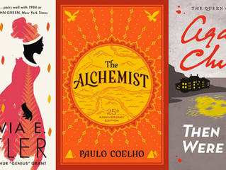 Books to help you conquer your New Year's Resolution to read more
