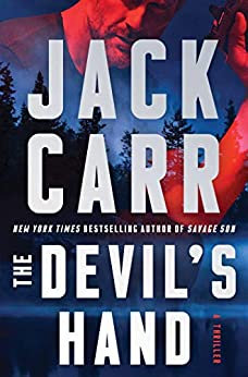 The Devil's Hand by Jack Carr w/Signed Bookplate!