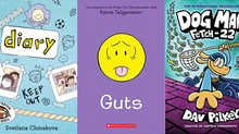 Upcoming Kids' Graphic Novels (AKA Your Holiday Shopping List)