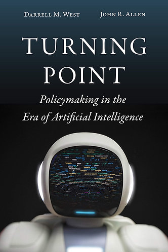 Turning Point by Darrell M. West & John R. Allen