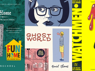 10 Classics To Get You Hooked on Graphic Novels