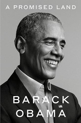 Pre-Order! Barack Obama's memoir: A PROMISED LAND
