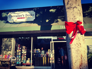 Why Would a Bookstore Have a Blog?