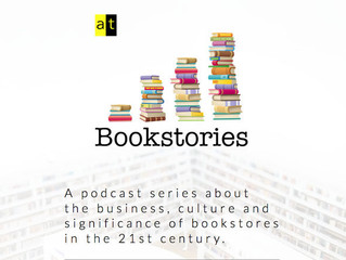 Bookstories Podcast — Interview with Darryl Holter