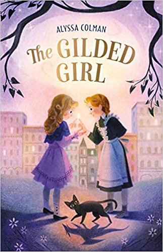 Pre-order! Signed copies of Gilded Girl by Alyssa Colman