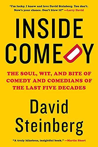 Signed Bookplate! Inside Comedy