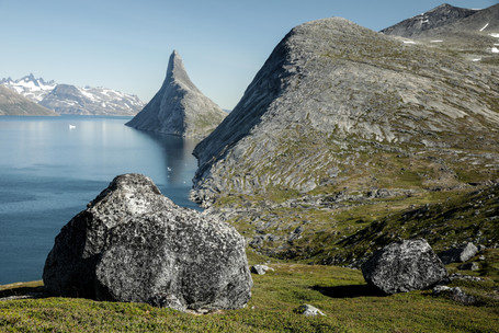 Prince Christian Sound - Greenland