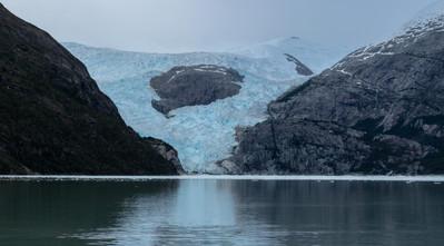 Glaciar Cuevas - Tierra del Fuego