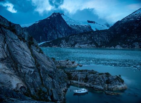 Cordillera Darwin - Tierra del Fuego