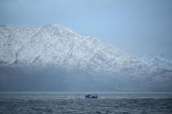 Viaje en Ferry