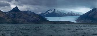 Glaciar Schiaparelli - Tierra del Fuego