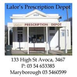 Lalor's Ad 200