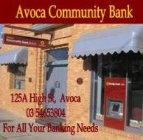 Avoca Community Bendigo Bank