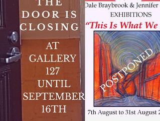 Gallery 127 Closes Door Again