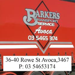Barkers Transport 250