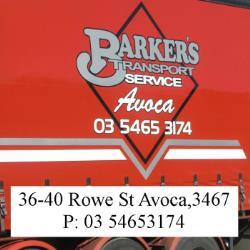 Barkers Transport 250