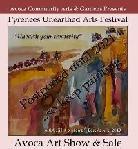 Avoca Art Show on hold until 2021