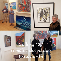 Gallery 127 Remains Closed due to Covid-19
