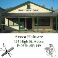 Avoca Haircare Ad 200