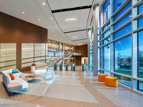 Saint Gobain North American Headquarters | SageGlass
