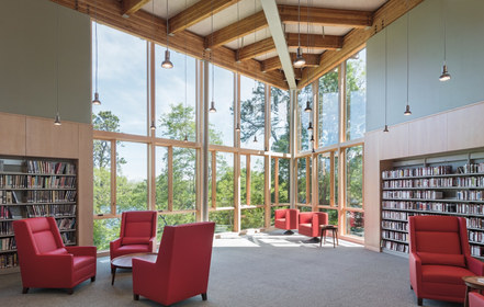 Eastham Public Library // Pella Windows + Doors