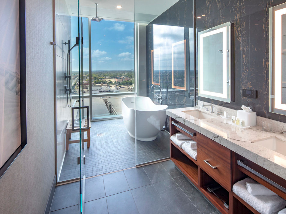 TOP BATHROOMS