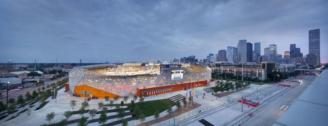 BBVA Compass Stadium // Nanawall
