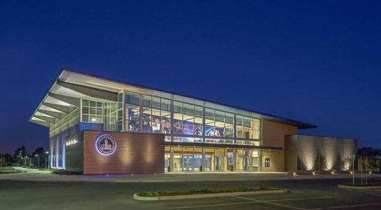 Mark Gallo Health + Fitness Center // Huff Construction Company