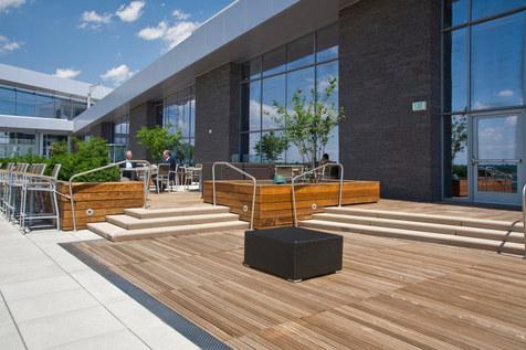DaVita World Headquarters // Bison Innovative Products