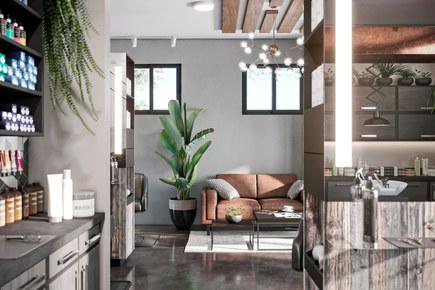 EVIA Studio // The Studio Salon