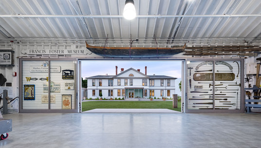 Martha's Vineyard Museum // Oudens Ello Architecture