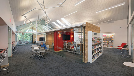 Varina Library // Quinn Evans Architects