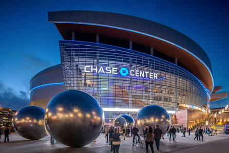Chase Center // Pure Freeform