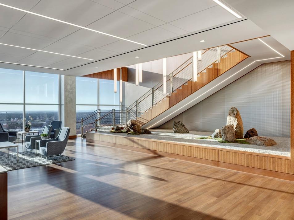NTT Data | Woodwright Floor Company