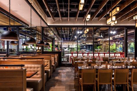 Firepoint Grill // Howard Kulp Architects
