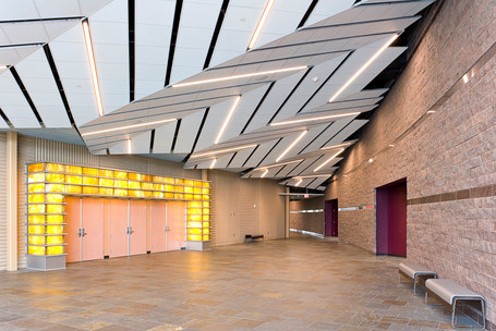 Oscar Larson Performing Arts Center // Gage Brothers