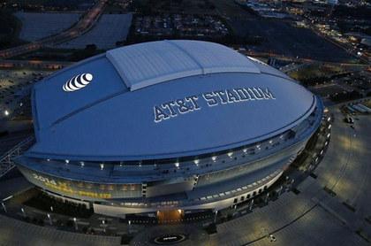AT&T Dallas Cowboys Stadium // Childress Engineering Services