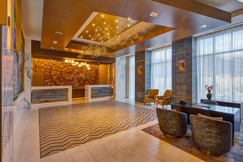 Willows Hotel + Spa // Materials Inc